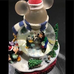 Disney snow globe rare/retired
